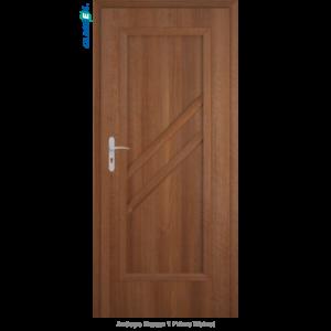 Интериорна врата Antiope Модел 1 Primo Walnut