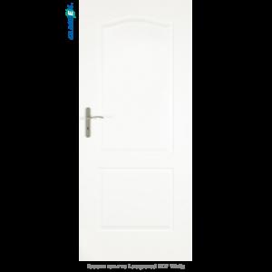 Интериорна врата Classic плътна HDF White