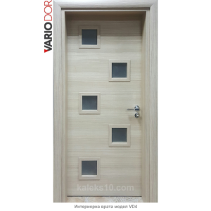 Интериорна врата Variodor модел VD4
