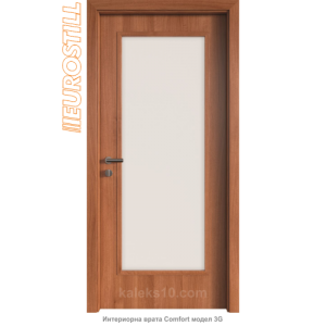 Интериорна врата Comfort модел 3G